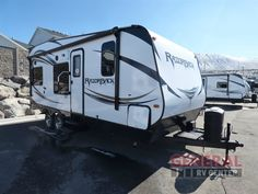 New 2015 Dutchmen RV Razorback 2150 Toy Hauler Travel Trailer at General RV | Draper, UT | #119709