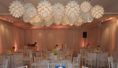 The Garden Hall is ideal for smaller, more intimate functions. The Garden Hall is suited for both formal and informal events with an accessible privat. Botanical Gardens, Veronica, Toronto, Chandelier, Ceiling Lights, Patio, Events, Weddings, Rose