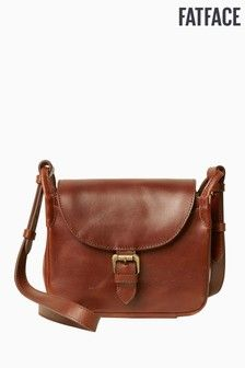 Buy FatFace Brown Freya Cross Body Bag from the Next UK online shop Latest Fashion For Women, Mens Fashion, Satchel, Crossbody Bag, Fat Face, Uk Online, Purse Wallet, Women's Accessories, Messenger Bag