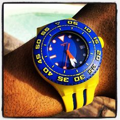 PLAYERO http://swat.ch/Playero  #Swatch