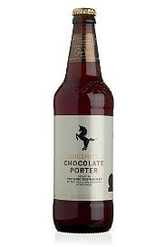 Cheshire Chocolate Porter... I just want the sweet bottle! =] unicorn.