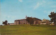 College-de-Bathurst-West-Bathurst-New-Brunswick-Canada-Postcard-706