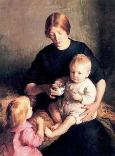 Mother and Child, Page, Marie Danforth