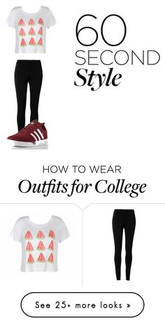 """""""Untitled #84"""" by kristina-pavao on Polyvore featuring Max Studio, adidas and Ally Fashion"""