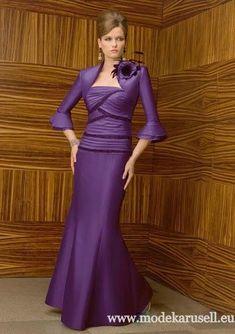 7484edd3f6 Damen Kleid Abendkleid 2019 Lang mit Bolero  kleid  kleider  abendkleider   abendmode