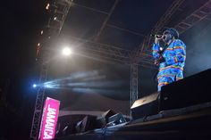 Macka B performing on Night 2 of Rebel Salute — at Grizzly's Plantation Cove, St. Visit Jamaica, Jamaican Music, Rebel, Ann, Night, Concert, Concerts