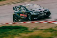 Motoring Musings; Motorsport Mutterings: 2020 Swecon World RX of Sweden (Round 1) Polo R, Round Two, Semi Final, The Championship, Peugeot, Ibiza, Sweden, Garage, Racing