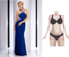 Clarisse 2513- Perfect Prom Dress for Every Body Type
