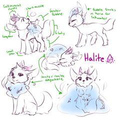Halite - Open species by Mousu on DeviantArt