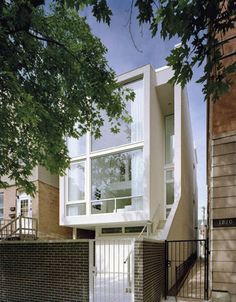 Dream Home : Chicago Townhouse by Alexander Gorlin Architects