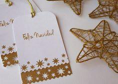 Papeles Pequeños: Tarjetas de Navidad II