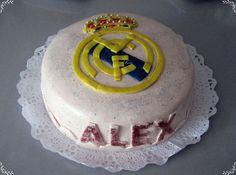 Tarta sigla Real Madrid