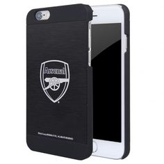 Aluminium Arsenal FC iPhone case featuring the club crest. Offers first-rate protection if you drop your mobile. FREE DELIVERY on all of our football gifts Iphone 6, Iphone 7 Cases, Phone Case, Football Accessories, Phone Accessories, Arsenal Fc, Arsenal Football, Arsenal Merchandise, Football Memorabilia