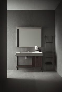 Bathroom furniture set CRAFT - COMPOSITION N03 - NOVELLO