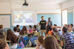 Un taller de reciclaje creativo para las nuevas generaciones