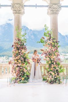 This contemporary twist to a classic fairytale wedding in a castle is just the inspo we needed today! With dreamy autumn details in plum, blush pink and burgundy hues we are head over heels for this destination wedding in Romania! Wedding Ceremony Ideas, Wedding Vendors, Ceremony Arch, Wedding Photos, Floral Wedding, Wedding Colors, Wedding Styles, Wedding Flowers, Wedding Bouquets