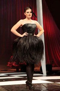New Zealand's Shona Tawhiao - all natural fibers.