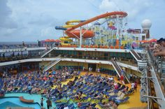 carnival magic pictures   141: Carnival Magic, BC5, John Heald's Bloggers Cruise 5, Sea Day 3 ...