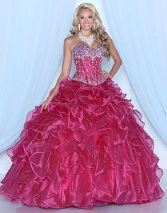 Q by DaVinci Quinceanera Dress Style 80205