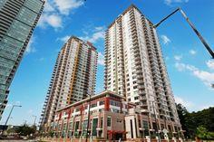 Centro Condos Scarborough Town Centre 2 Bedrooms + Den With @ Parking Spaces Parking Space, Real Estate Marketing, Ontario, Property For Sale, Skyscraper, Toronto, Multi Story Building, Condos, Den