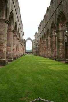 Fountains Abbey, Britain