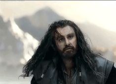Thorin's final battle with Azog