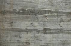 Board-formed concrete