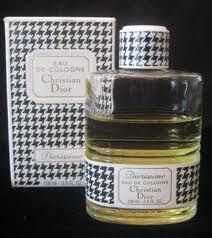 Diorissimo - another scent memory of my dear friend, Christine.