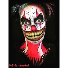 Cool Halloween Makeup, Joker, Fictional Characters, Art, Art Background, Kunst, The Joker, Performing Arts, Fantasy Characters