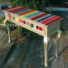 1000 id es sur le th me peindre de vieux meubles sur pinterest vieux meuble - Customiser des meubles ...