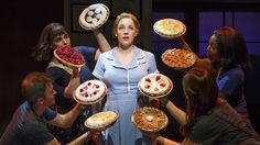 """The Tony-winning Broadway star gives Backstage her best pointers on vocal care—including a weird concoction invented by """"Waitress"""" creator Sara Bareilles. Waitress Musical, Musical Theatre Broadway, Musicals Broadway, Broadway Playbill, Broadway Tickets, Best Broadway Shows, Jessie Mueller, Tony Nominations, Broadway Costumes"""