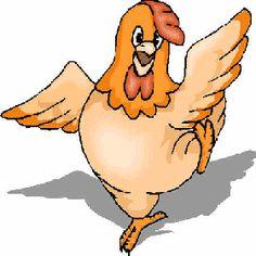 a galinha ruiva