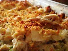 Chicken Rice Casserole gluten free/casein free | The Gluti Girls