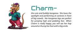 Charm the Kangaroo