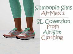 Emma's Simposium Sims 3 Cemetery: RIP 000340 - Nike Air Max by Shmoopiesims - Donate. Sims 3 Shoes, Nike Air Max, Free Sims, Sims 4, Sneakers Nike, Cemetery, Lost, Content, Nike Tennis Shoes