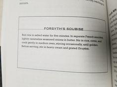 19. Forsyth's Soubise