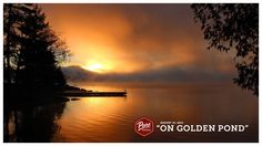 While the sun isn't out today, it has provided for some awesome moments over the past little while. Like this stunning photo taken by Bryce Davidson on #LakeofBays.  #PureMuskoka #Muskoka