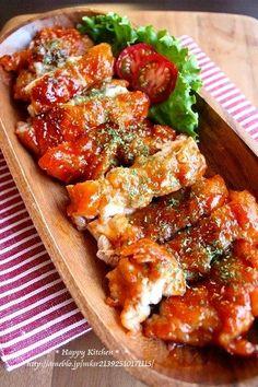 子供が喜ぶ*ケチャップ風味のもっちりチキン  たっきーママ オフィシャルブログ「たっきーママ@happy kitchen」Powered by Ameba