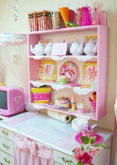Children's birthday parties pink Monessen Pa Pittsburgh
