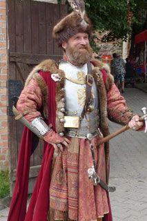 Slav armour. Polish-Lithuanian Commonwealth