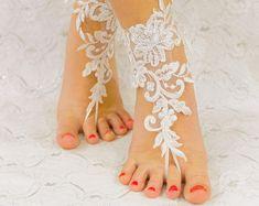 Hey, I found this really awesome Etsy listing at https://www.etsy.com/au/listing/565739056/beach-wedding-barefoot-sandals-wedding