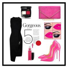 """""""Bez naslova #2"""" by majja-1 ❤ liked on Polyvore featuring Versus and MAC Cosmetics"""