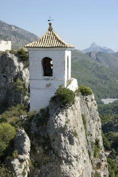 Guadalest Spain