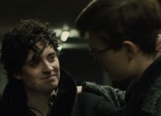 boy with a skull Aneurin Barnard, Donna Tartt, The Way He Looks, Goldfinch, Two Men, The Fault In Our Stars, We The People, Beautiful Men, Movies