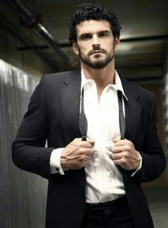 Stuart Reardon~muse for Liam De Luca, secondary character in His Wicked Celtic Kiss, coming soon~
