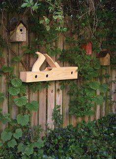 Old Plane Birdhouse - Popular Woodworking Magazine