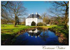 Schloss Gartrop Hünxe Germany | Castle to rent for Wedding Für alle Prinzessinnen :)