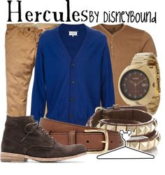 """Hercules"" by lalakay on Polyvore"