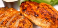When it comes to spicy, delicious ways to enjoy chicken, it doesn't get much better than buffalo chicken! Still, it's often relegated to sports-watching appetizer. How can we make it even better AND appropriate for any weeknight family dinner? By...