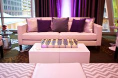 Lounge area reception set up #weddingsatthewit #chicagoweddings #weddings